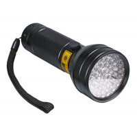 51 LED UV-ficklampa