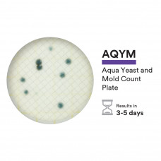 Petrifilm™ Aqua Yeast and Mold Count (AQYM) Plates