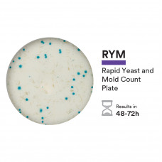 Petrifilm™ Rapid Yeast and Mold (RYM) Count Plates