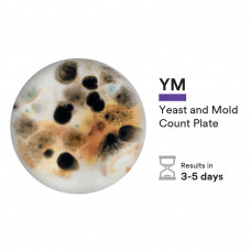 Petrifilm™ Yeast and Mold (YM) Count Plates